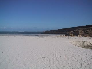 Der Strand in Landunvez