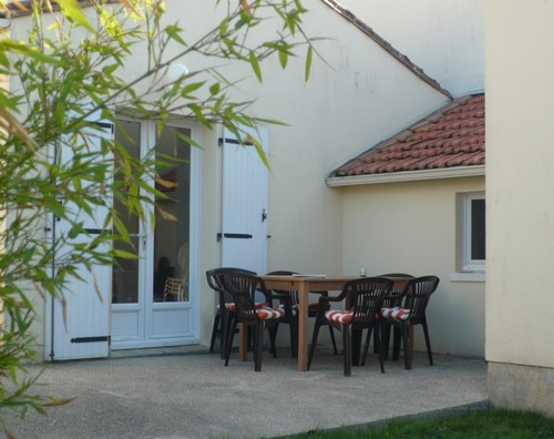 Maison de vacances à Chatelaillon Plage