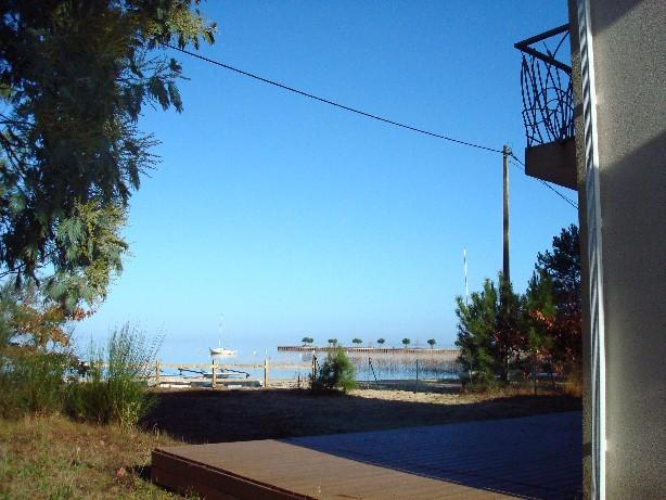 Ferienhaus mit direktem Zugang zu dem Strand