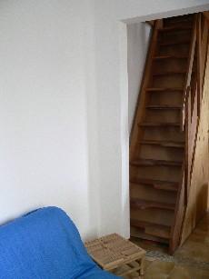 Vorsicht die Treppe !
