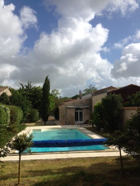Ferienvilla mi Pool bei La Rochelle