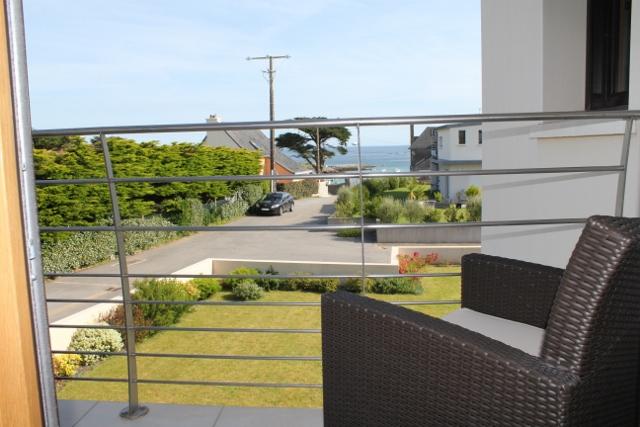 Ferienhaus am Strand-Finistère-Bretagne