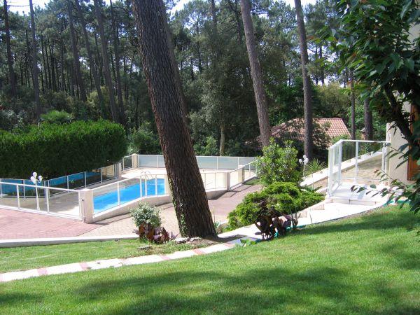A louer villa avec piscine proche du golf hossegor for Piscine hossegor