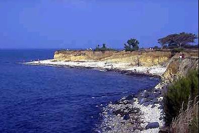 FeHa auf dem Oleron Insel